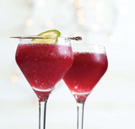 pomarita cocktail | the blender