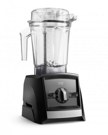 Vitamix Ascent 2300i, svart