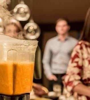 Vitamix på Sthlm Food & Wine 9-12/11