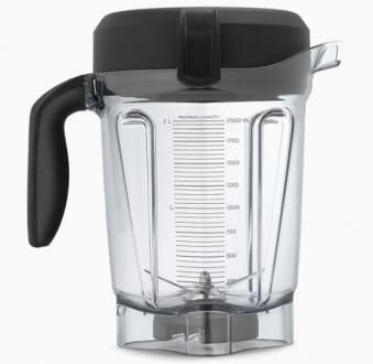 Kanna Pro 750/300 Wet blade 2 liter