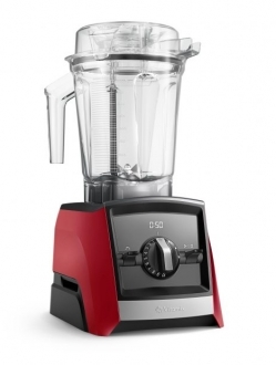 Vitamix Ascent 2500i Röd