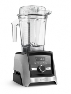 Vitamix Ascent 3500i Borstat Stål