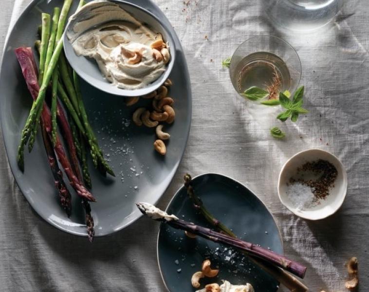 Cashew Sour Cream dipp