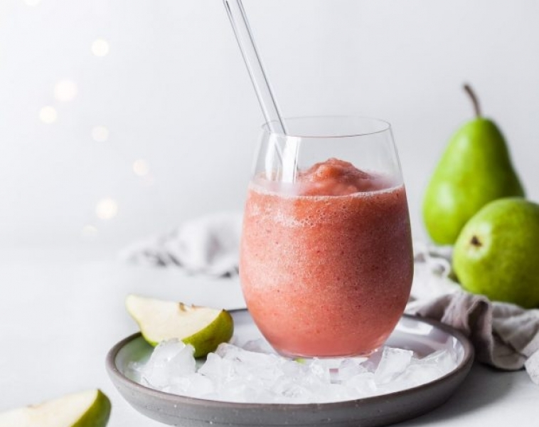 Holiday Fruit Smoothie