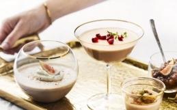 Choklad – och fikonpudding