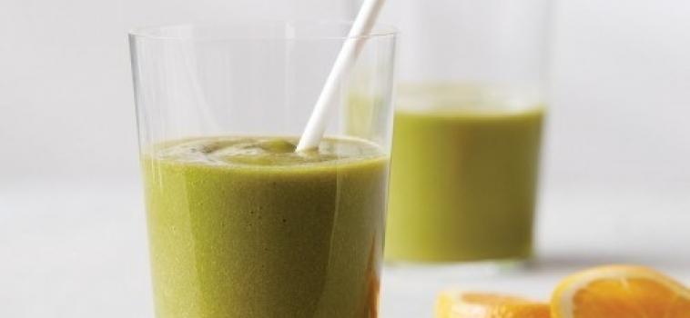 Lätt att vara grön – smoothie