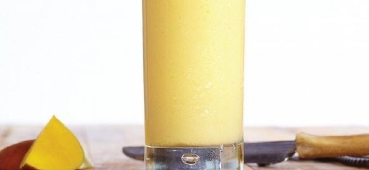 Aprikos-mango smoothie