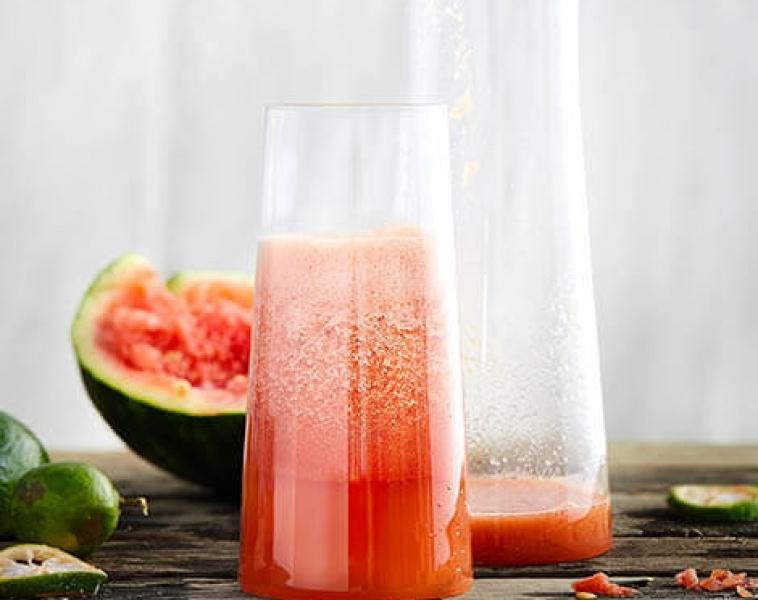 Vattenmelon Agua Fresca
