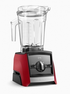 Vitamix Ascent 2500i -Röd