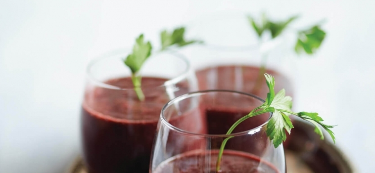 Dance to the Beet Smoothie