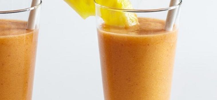 Fruktsallad smoothie